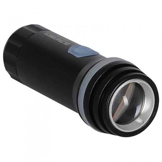 OXC voorlicht UltraTorch Pro 300 led oplaadbaar zwart