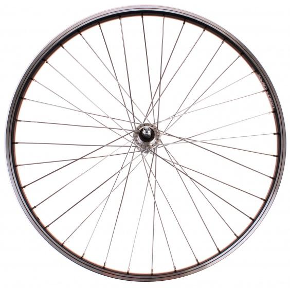 Paralex achterwiel 26 inch (559 21) pion alu velg zwart