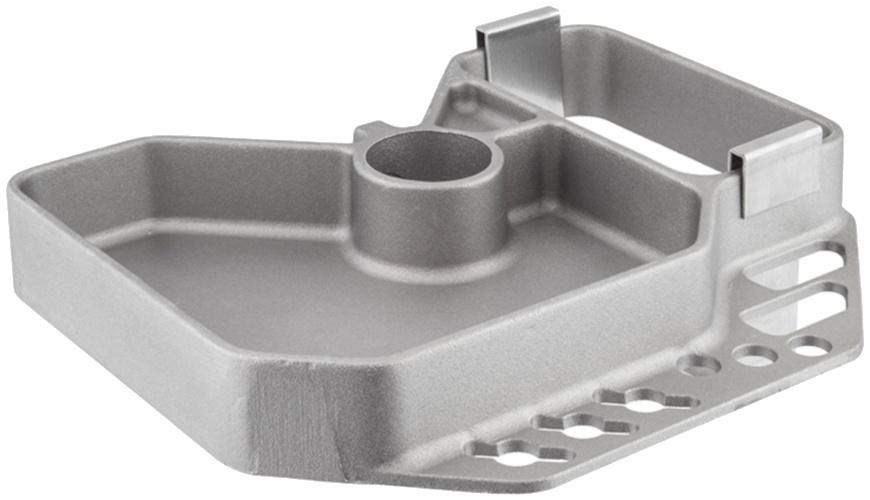 Korting Park Tool Gereedschapshouder 105 30 Cm Aluminium Zilver