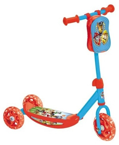 Nickelodeon My first scooter Junior Rood/Blauw