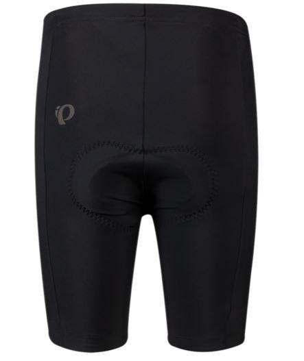 Pearl Izumi fietsbroek Quest junior polyester/elastaan zwart mt M