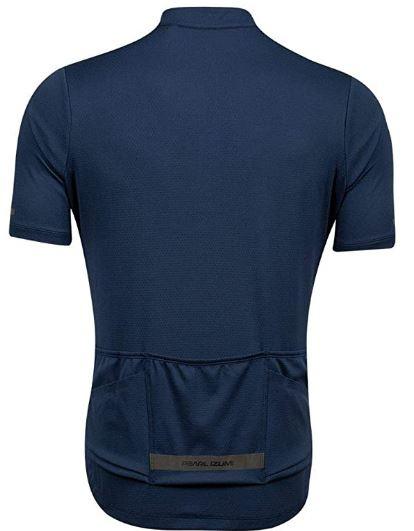 Pearl Izumi fietsshirt Tempo heren polyester navy maat XXL