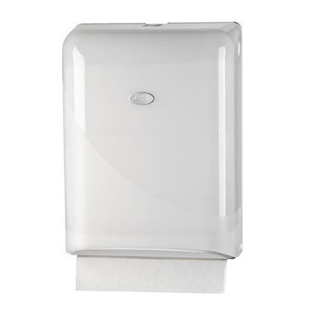 Pearl Line White Handdoekdispenser Interfold / Z Vouw