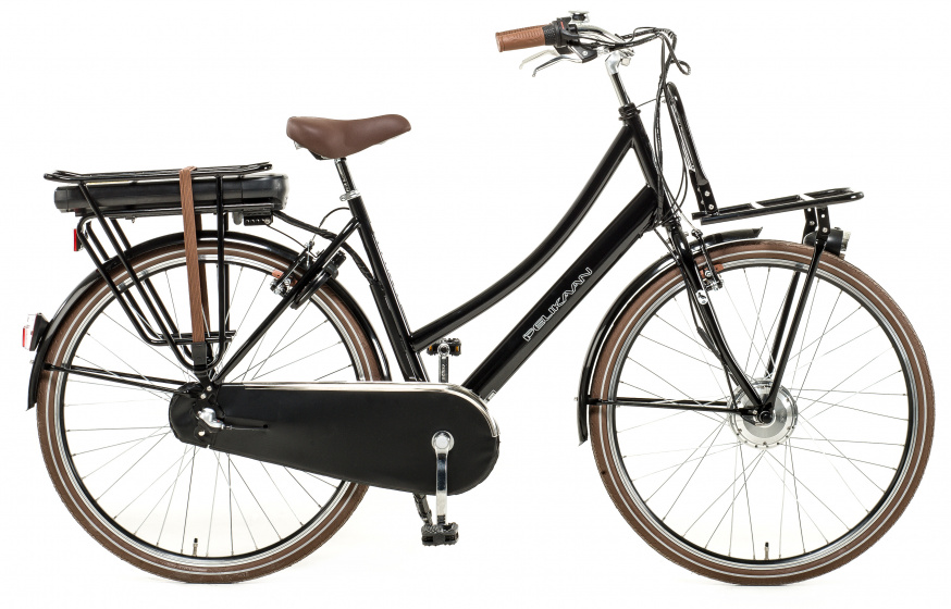 Pelikaan Carry On Lady 28 Inch 53 cm Dames 3V V Brake Zwart