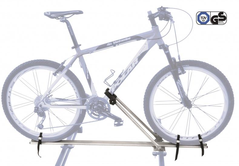 Peruzzo fietsendrager Imola 319CP framebevestiging grijs