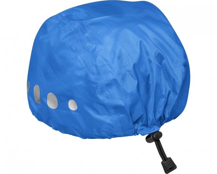 Playshoes regenhoes fietshelm polyester blauw maat M