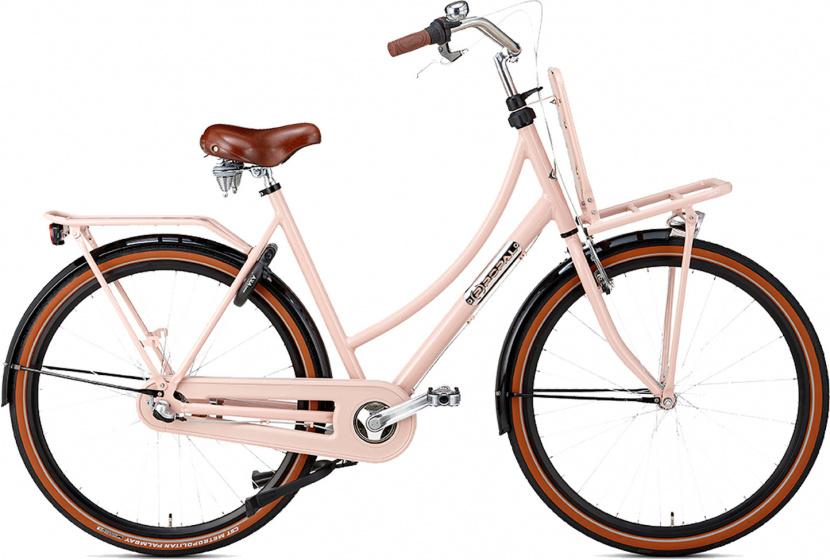 Popal Daily Dutch Prestige N3 Rb 28 Inch 57 Cm Dames 3v Rollerbrake Roze online kopen