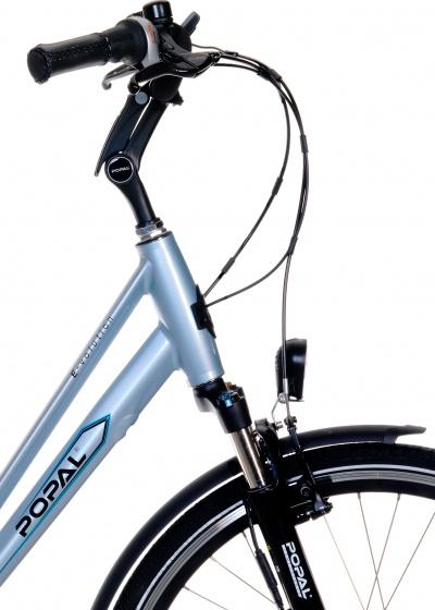 Popal E Volution 1.0 28 Inch 53 cm Dames 7V Rollerbrake Hemelsblauw