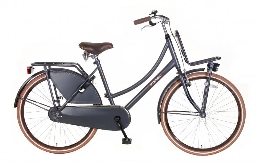 Popal Urban Select 26 Inch 46 cm Dames Terugtraprem Petrol Blauw