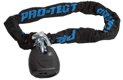 Pro Tect Kettingslot 1500 x 14,5 mm zwart, blauw