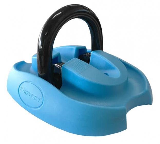 Pro Tect vloer/muuranker Art**** 14 mm blauw