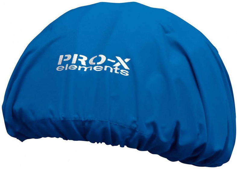 Pro X Elements helmhoes polyamide blauw one size