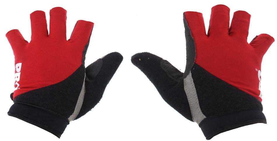 Pro fietshandschoenen unisex rood maat 10
