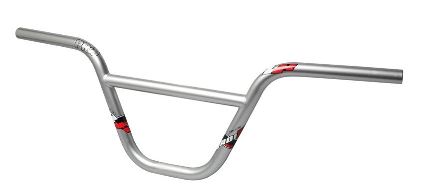 Pro Stuur BMX Radix PR320271 22,2 / 710 / 22,2 mm Zilver