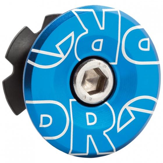 Pro Gap Cap aluminium 1 1/8 inch blauw