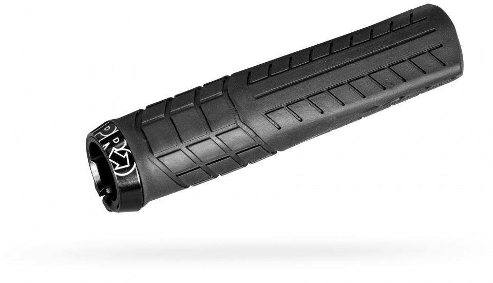 Pro handvatten Ergo Race 130 x 30 mm zwart per paar