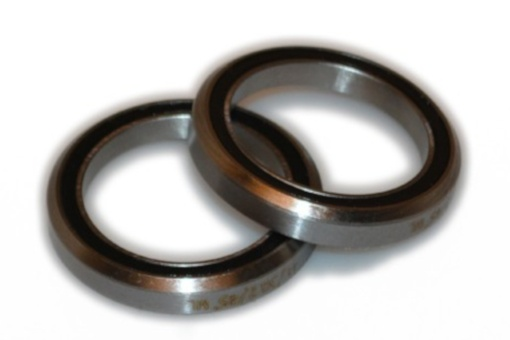Pro kogellagerset 40/30/6 mm gesloten staal zilver