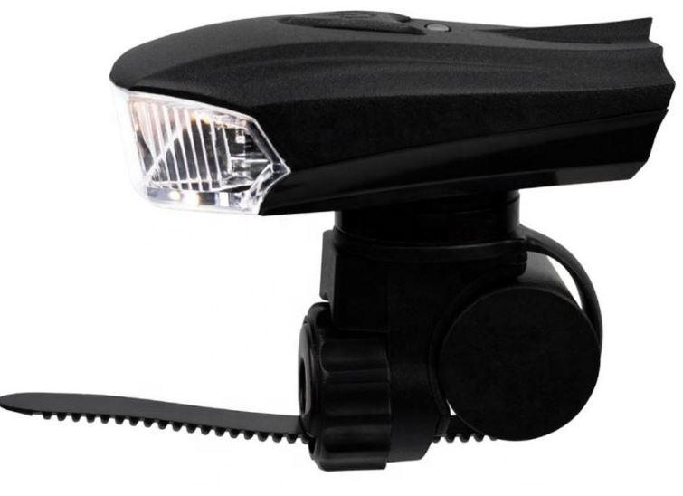 Pro Sport Lights voorlicht Smart led oplaadbaar zwart
