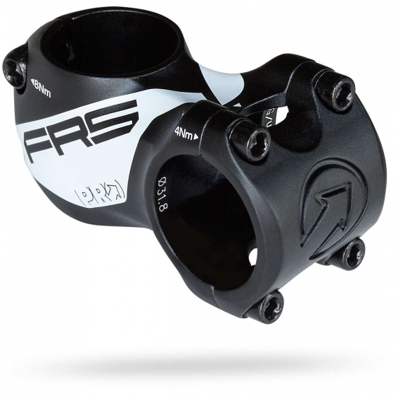 Pro stuurpen FRS MTB 31,8/70 mm +5 zwart