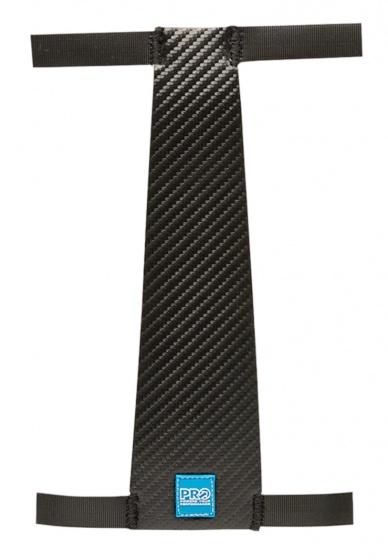 Pro zadelpen beschermer 125 mm zwart