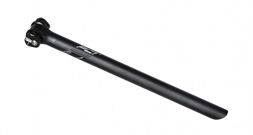 Pro zadelpen PLT 400 x 31,6 mm 0 mm offset zwart