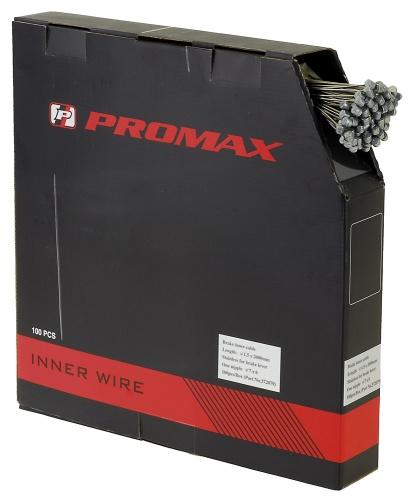 Promax Binnen Kabel Voor Rem 2000 X 1.5 mm Ton 100st