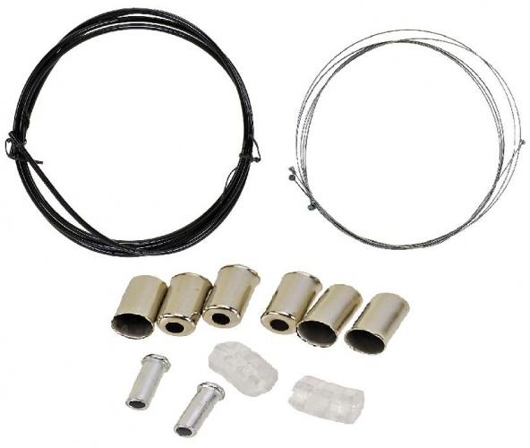 Promax Kabels en Behuizing Voor Remmen Roestvrij
