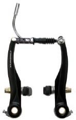 Promax V Brake Hoef Aluminium Voor en Achter Zwart