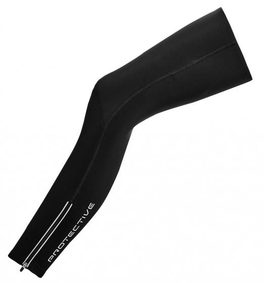 Protective beenstukken polyamide/elastaan zwart 2 stuks maat M