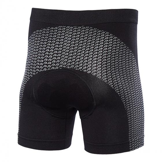 Protective fietsonderbroek Pro 3 dames polyamide zwart mt S/M