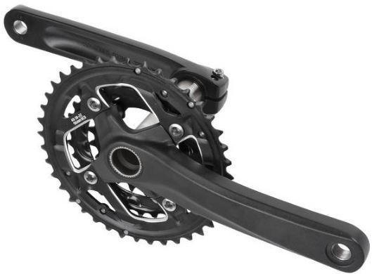 Prowheel crankstel met trapas 10 speed 22 30 40T 175 mm zwart