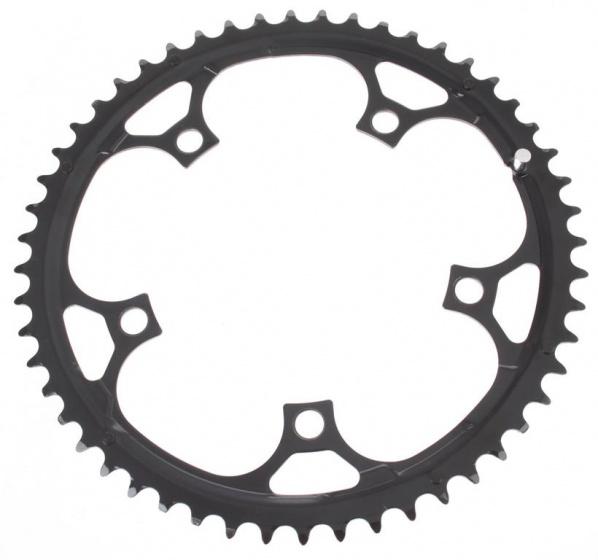 Prowheel kettingblad 124 mm zwart