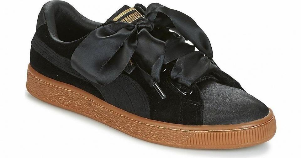 Puma Schuhe Damen Samt mss