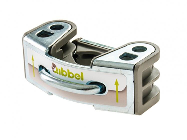 Korting Qibbel Bevestigingbeugel Q242 Fietszitje Voor 10 Cm Zilver