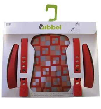 Qibbel Stylingset Luxe Voorzitje Checked Red