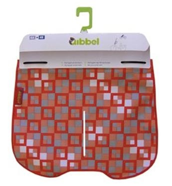 Qibbel Stylingset Voor Windscherm Checked Red
