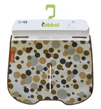 Qibbel Stylingset Voor Windscherm Dots Brown