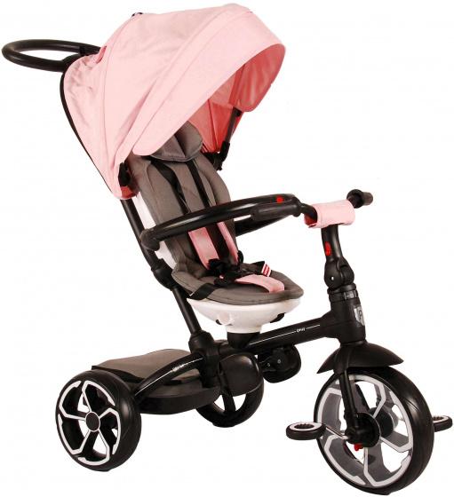 Qplay - Prime 4 In 1 Meisjes Roze/zwart
