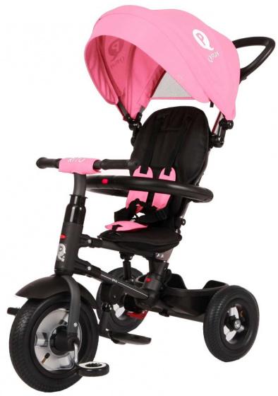 QPlay Rito Air Deluxe Meisjes Zwart/Roze