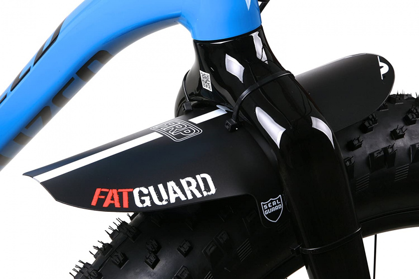 RapidRacerProducts spatbord FatGuard 32 cm zwart