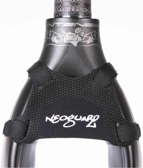 RapidRacerProducts spatbord NeoGuard Rigid Fork zwart maat L