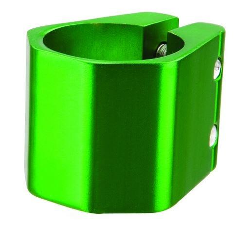Razor Dubbel Coffin Klem Groen 35 mm