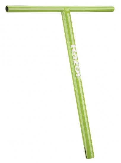 Razor Ultra Pro stuur step laag breed groen