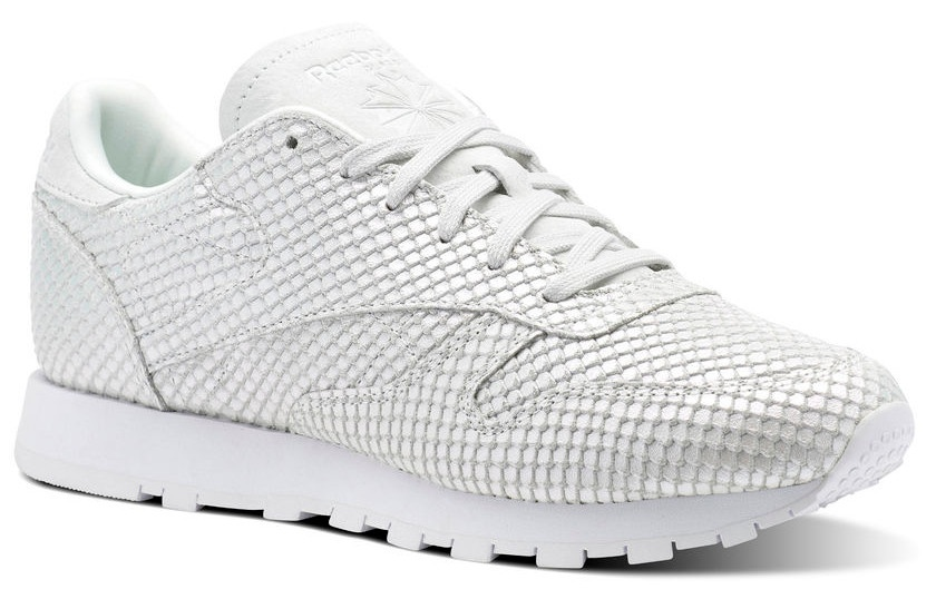 Sneakers Classic Leather Damen weiß