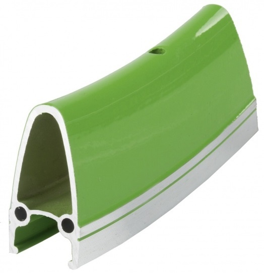 M Wave Velg 28 inch aluminium 32G groen