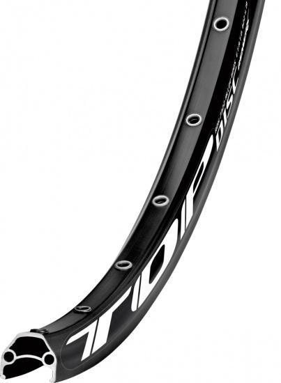 Remerx Velg Top Disc 28 29 inch (622 19) aluminium 32G zwart