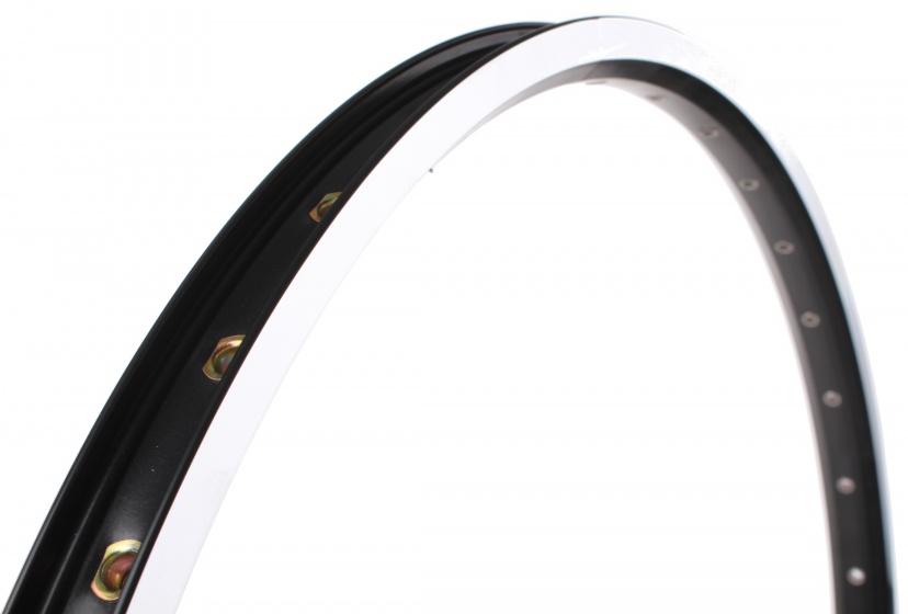 Rigida velg BigBull 28 inch 36G alu zwart