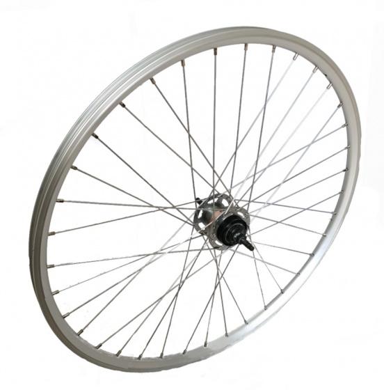 Rodi achterwiel Freeway 28 x 1 5/8 x 1 3/8 rollerbrake zilver