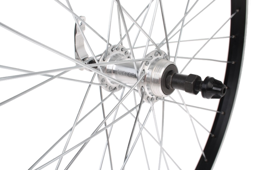 Rodi Achterwiel Parallex 26 x 1.90 Velgrem Aluminium 36S Zwart