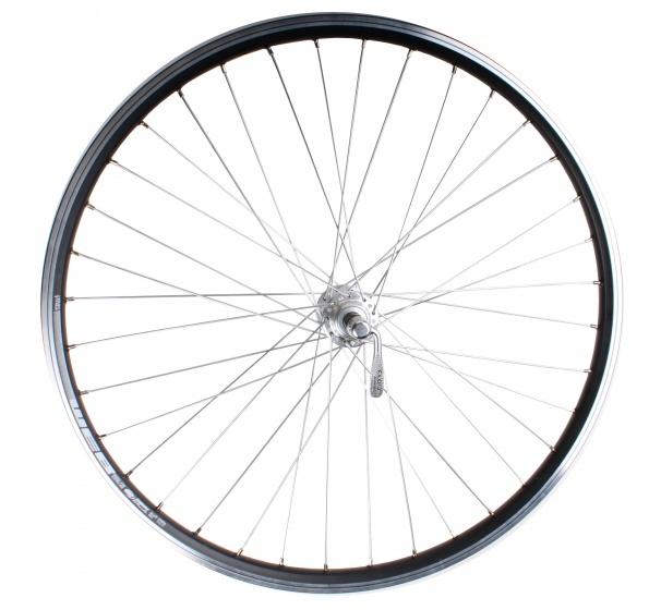 Rodi achterwiel Web 26 inch velgrem snelspanner zwart/zilver